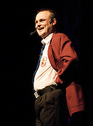 Comedian Al Murray has said he intends to stand for Parliament at the General Election in the guise of The Pub Landlord.<br />