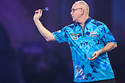 Ian White during the PDC William Hill World Darts Championship at Alexandra Palace, London, United Kingdom on 15 December 2019.