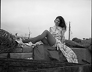 BIM Miss World Fishing.13/03/1971