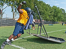 2013 1st Practice from Fall Camp