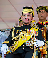Sultan Of Brunei Celebrates 70th Birthday