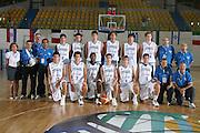 DESCRIZIONE : Chieti Termosteps U16 European Championship Men Preliminary Round Italy Serbia<br /> GIOCATORE : Team Picture Italia<br /> SQUADRA : Nazionale Italiana Uomini U16<br /> EVENTO : Chieti Termosteps U16 European Championship Men Preliminary Round Italy Serbia Campionato Europeo Maschile Under 16 Preliminari Italia Serbia<br /> GARA : Italy Serbia <br /> DATA : 15/08/2008 <br /> CATEGORIA : <br /> SPORT : Pallacanestro <br /> AUTORE : Agenzia Ciamillo-Castoria/M.Marchi<br /> Galleria : Europeo Under 16 Maschile<br /> Fotonotizia : Chieti Termosteps U16 European Championship Men Preliminary Round Italy Serbia<br /> Predefinita :