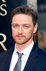 © Licensed to London News Pictures. 13/04/2014, UK. James McAvoy, The Laurence Olivier Awards, Royal Opera House, London UK, 13 April 2014. Photo credit : Richard Goldschmidt/Piqtured/LNP