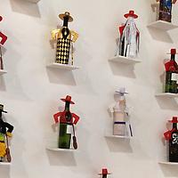 Alberto Carrera, Gonzalez Byass cellars, Tio Pepe symbol, Jerez de la Frontera, Jerez de la frontera, Cádiz, Andalusia, Spain, Europe