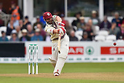 James Hildreth of Somerset batting during the Specsavers County Champ Div 1 match between Somerset County Cricket Club and Essex County Cricket Club at the Cooper Associates County Ground, Taunton, United Kingdom on 23 September 2019.