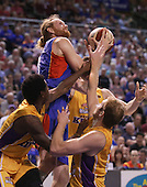 NBL Adelaide 36ers vs Sydney Kings 6/02/15
