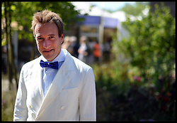 Ben Fogle at the VIP preview day at the Chelsea Flower Show. London, United Kingdom. Monday, 19th May 2014. Picture by Andrew Parsons / i-Images