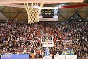 DESCRIZIONE : Pistoia Lega serie A 2013/14  Giorgio Tesi Group Pistoia Pesaro<br /> GIOCATORE : pubblico<br /> CATEGORIA : tifosi pistoia<br /> SQUADRA : Giorgio Tesi Group Pistoia<br /> EVENTO : Campionato Lega Serie A 2013-2014<br /> GARA : Giorgio Tesi Group Pistoia Pesaro Basket<br /> DATA : 24/11/2013<br /> SPORT : Pallacanestro<br /> AUTORE : Agenzia Ciamillo-Castoria/M.Greco<br /> Galleria : Lega Seria A 2013-2014<br /> Fotonotizia : Pistoia  Lega serie A 2013/14 Giorgio  Tesi Group Pistoia Pesaro Basket<br /> Predefinita :