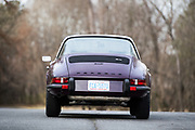 1973 Porsche 911 for RM Sotheby's auction.