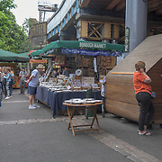 Borough Market on 18 July 2019, City of London, UK.