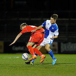 Bristol Rovers v Crewe Alexandra youth