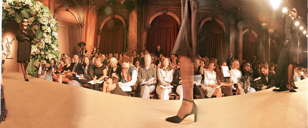 Yves St. Laurent couture. 1999. © Copyright Photograph by Dafydd Jones 66 Stockwell Park Rd. London SW9 0DA Tel 020 7733 0108 www.dafjones.com