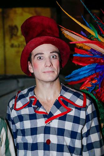 BEL/Brussel/20121223 - Belgische premiere musical Peter Pan, cast, optreden