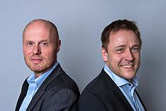 20160302 Morten Mølholm Hansen, Adm. Direktør i Danmarks Idræts Forbund (DIF) og Morten Olesen. Økon