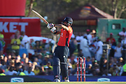 Moeen Ali during the International T20 match between South Africa and England at Supersport Park, Centurion, South Africa on 16 February 2020.