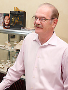 2012 - Jim Pridgen at Pridgen Jewelers