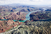 The Colorado River marks the Arizona-California border.  As the river flows south, it picks up salinity via water returns from wastewater treatment plants, irrigation, and evaporation from resevoirs.  There are periods when water becomes so salty that it must, by treaty obligations, be run through a desalinization plant in Yuma before it crosses into Mexico.