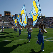 Football vs BYU at the Rose Bowl<br />
