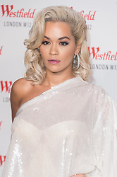 © Licensed to London News Pictures. 30/10/2018. London, UK. RITA ORA attends  the Westfield London 10th Anniversary Celebrations. Photo credit: Ray Tang/LNP