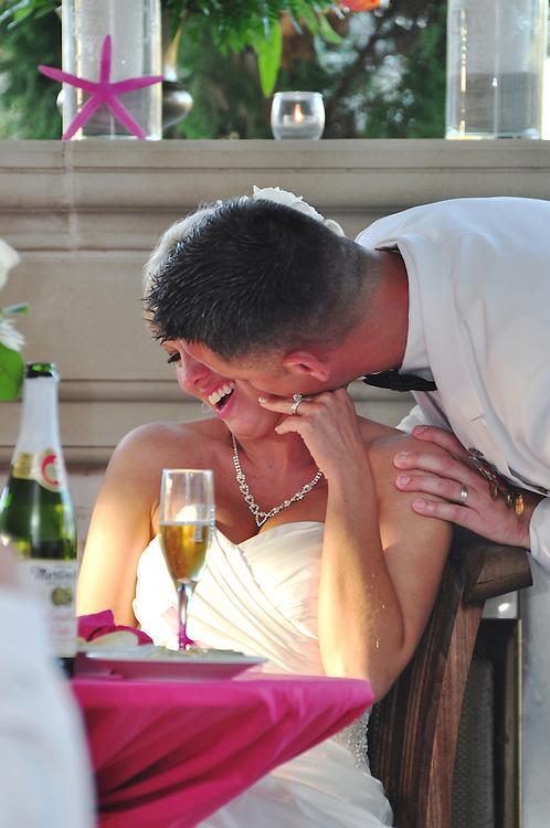 Ric and Rebecca Wedding | Indian Beach NC Photographers