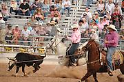 84th Annual Tucson Rodeo, also know as Fiesta De Los Vaqueros, in Tucson, Arizona, USA.