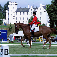 Blair Castle Horse Trials...24.8.2000.<br />