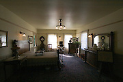 San Jose California USA, Interior of the winchester mystery house a Victorian mansion, designed and built Sarah L. Winchester construction began in 1884