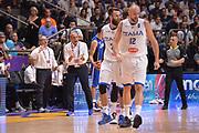 Ettore Messina<br /> Nazionale Italiana Maschile Senior<br /> Eurobasket 2017 - Group Phase<br />  Italia Israele Italy Israel<br /> FIP 2017<br /> Tel Aviv, 31/08/2017<br /> Foto Ciamillo - Castoria/ M.Longo