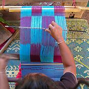 Traditional Karen Weaving by Mida