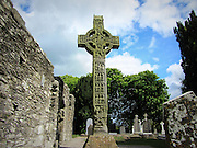Tall Cross, Monasterboice, Louth – c.9th century a.d
