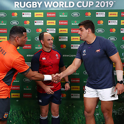 Argentina v Tonga - Rugby World Cup 2019_ Pool C-2