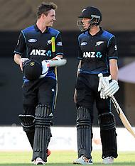 Auckland-Cricket, New Zealand v Pakistan 3rd ODI