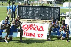 OFSAA Medal ceremonies