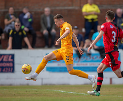 Livingston Jack McMillan. Livingston 1 v 0 Annan Athletic, Scottish League Cup Group F, played 21/7/2018 at Prestonfield, Linlithgow.