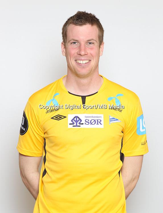 Fotball , Tippeligaen 2013 , Eliteserien<br /> , portrett , portretter<br />  Start<br /> Jesper Mathisen