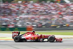 07.09.2014, Autodromo di Monza, Monza, ITA, FIA, Formel 1, Grand Prix von Italien, Renntag, im Bild Fernando Alonso (Scuderia Ferrari) // during the race day of Italian Formula One Grand Prix at the Autodromo di Monza in Monza, Italy on 2014/09/07. EXPA Pictures © 2014, PhotoCredit: EXPA/ Eibner-Pressefoto/ Bermel<br /> <br /> *****ATTENTION - OUT of GER*****