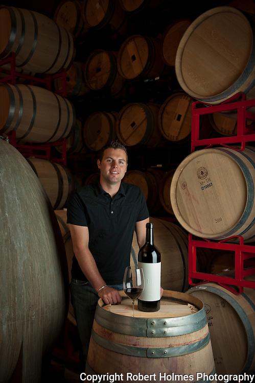 Winemaker Aryn Morell, Tenor Winery, Walla Walla, Washington