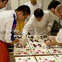 Quattro Chef per la Caritas di Roma 2013