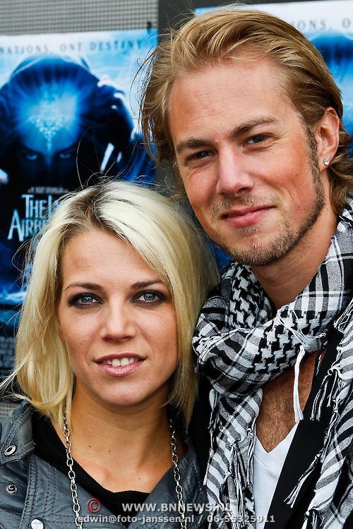 NLD/Amsterdam/20100818 - Premiere The Last Airbender 3D, Nikki Kerkhof en partner