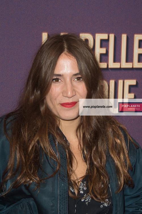 Izîa Higelin Avant première du film La Belle Epoque Jeudi 17 Octobre 2019 Gaumont Opéra Paris