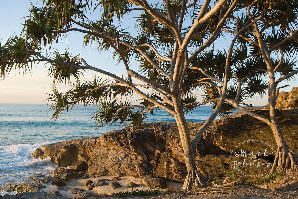 Adder Rock, N. Stradbroke Island, Queensland, Australia