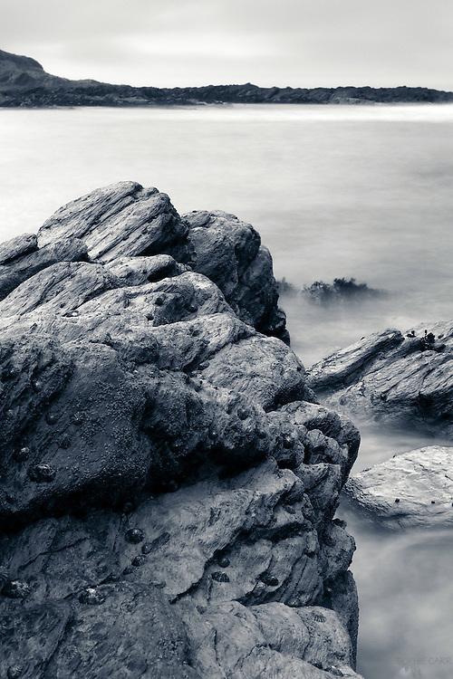 Talland Bay in south-east Cornwall, near Looe & Polperro