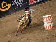 2018 San Antonio Stock and Rodeo Show