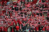 Fotball, 7. november 2004, NM-finale herrer , cupfinale , Brann - Lyn 4-1,  Brann supporter , supportere, fan, fans