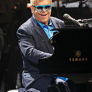 Elton John at The Hydro . Picture Robert Perry 19th June 2015.
