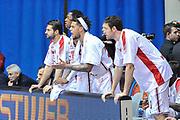 DESCRIZIONE : Final Eight Coppa Italia 2015 Desio Semifinale Olimpia EA7 Emporio Armani Milano - Enel Brindisi<br /> GIOCATORE : Panchina Milano Hackett Gigli<br /> CATEGORIA : Panchina Esultanza<br /> SQUADRA : Olimpia EA7 Emporio Armani Milano<br /> EVENTO : Final Eight Coppa Italia 2015 <br /> GARA : Olimpia EA7 Emporio Armani Milano - Enel Brindisi<br /> DATA : 21/02/2015<br /> SPORT : Pallacanestro <br /> AUTORE : Agenzia Ciamillo-Castoria/L.Canu