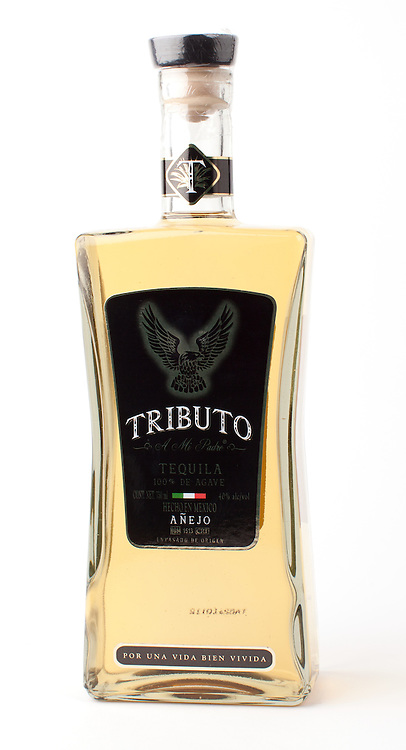 Tributo a Mi Padre anejo -- Image originally appeared in the Tequila Matchmaker: http://tequilamatchmaker.com