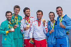 2016 Rio Medal Presenations