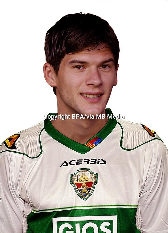 Cristian Sapunaru ( Elche CF )