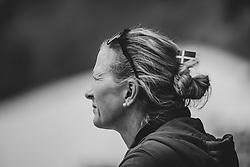 SAYN-WITTGENSTEIN Nathalie zu (Nationaltrainer DEN)<br /> Impressionen vom Abreiteplatz<br /> U25 Intermediare II - Team Test<br /> Pilisjászfalu - FEI Youth Dressage EUROPEAN CHAMPIONSHIPS 2020<br /> 18. August 2020<br /> © www.sportfotos-lafrentz.de/Stefan Lafrentz